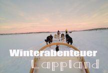 Reisen: Lappland Finnland
