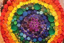 International rainbow day / Happy international rainbow day selebrated on the 28 september  ❤️ ENJOY THE COLOURS