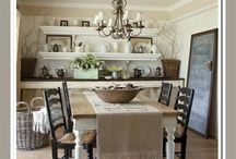 Dining Rooms / by Tammie Lynn Meadows