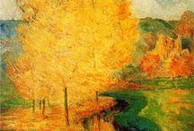 Art – Trees & Landscape