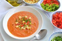 Spanish cuisine / Recipes