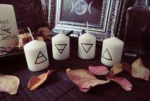 Pagan Inspiration / Pagan, Witch, Ritual, Goddess and God
