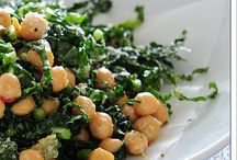 Healthy Living / good for you vegetarian/vegan recipes / by Amanda Perme