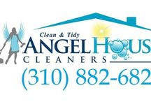 Angel House Cleaners