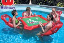 Crazy Pool Toys / Fun and exciting pool toys of types.