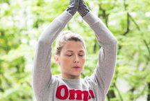 Margot - Routine yoga : exercices à faire chez soi / Vidéo :http://bit.ly/1UbdjHv