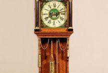 Dutch frisian clocks