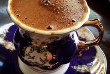 Çay - Kahve