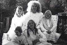 Ginger Gilmour,Alice,Clara & Sara Gilmour