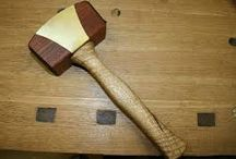 Wood Mallets and Chisels