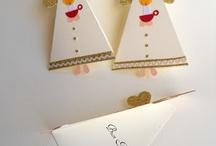 kartki świąteczne- zima