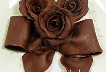 мастика из шоколада
