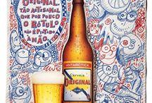 Renato, Ana maria, Lorena, Cecilia / Propagandas de Cerveja