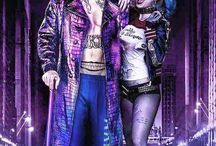 joker&Harley Quinn