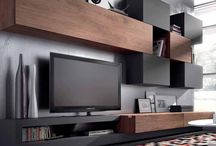 muebles pared