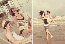 Retro Beach Shoot / by Angie Seaman