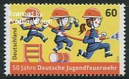 Fire Fighters & Prevention Stamps / Stamps with topic Fire Fighters & Prevention