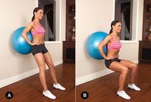 Exercícios com Bola