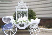 Wedding horse drawn carriages (bhuggy)