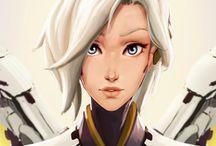 Mercy - Overwatch