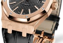 WATCHES LUXURY / by Victor Corsato