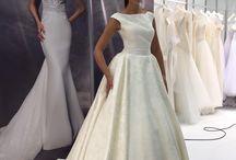 Wedding exhibition 2016 / New models by Tina Valerdi