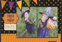 Scrapbooking-Halloween / by Lisa Meyer