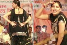 Sapna Haryanvi Dancer singer / Sapna Haryanvi Dancer singer official site : http://www.sapnaharyanvi.in/