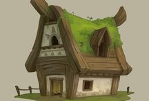 3д дом