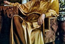 70's / 20's Fashion Style Art Decadence