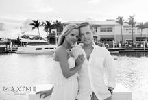 Engagement Portraits /  We're so happy these gorgeous couple chose Maxime to be their wedding photographer!