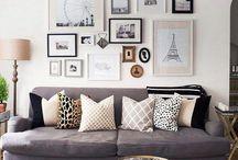 Wanddecoraties ophangen