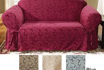 sofa covers / by Deb Israel