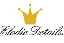 ELODIE DETAILS / Elodie Details società nata nel 2005 in Svezia che crea prodotti innovativi e funzionali per neonati e bambini, con tanti piccoli prodotti indispensabili nella vita quotidiana dei più piccolini, copertine, sacchi termici, bavaglini, ciucci e clip ciucci, e una vasta gamma di passeggini e accessori.