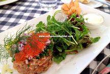 GEZI + YEMEK / TRAVEL + FOOD / Nerede ne yenir / what to eat where