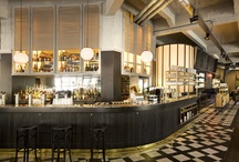 Café's, restaurants & hotels