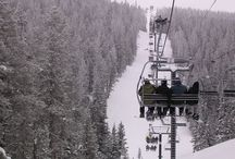 Winter Travel / winter travel, ski resorts, snowboard resorts, ski trips, snowboard trips / by The Ski Bum