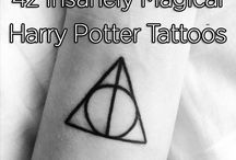 Tattoo/ Harry Potter