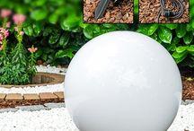Gartenleuchten - Gartenlampen / Gartenleuchten für die Terrasse, Balkon, Einfahrt oder den Garten.