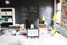 Werk ruimte / Inspiratie