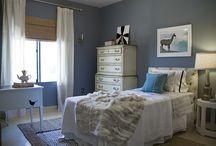 Master Bedroom Ideas / by Morgan
