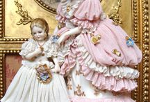 Dresden figurines