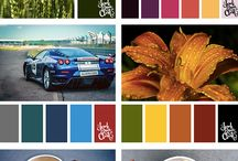 Color Pairing Tips and Inspiration / Colors that pair well together, complementary color pairings, contrasting color pairings, color palettes for website design, bold colour pairings, colors that work well for marketing.