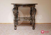 meble z drewna sosnowego / tworzymy meble z drewna sosnowego ze specjalnie wyselekcjonowanego materiału, używając naturalnych barwników i farb ekologicznych, a ponadto wszystkie meble są ręcznie wykonane.