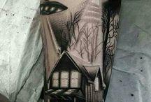 Tatuagem Alienígena