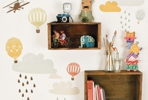 Childrens rooms / by Malene Schwartz