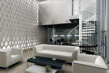 openwork walls