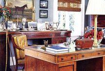 Desks / by Nancy Heard