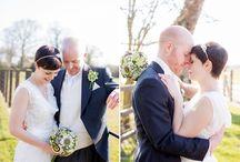 Short hair bride / About wedding hair