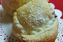 Tortello dolce di pasta sfoglia